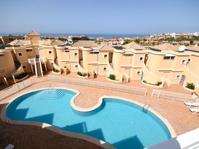 Photo for Benimar 3 - Two Bed with sea and pool views
