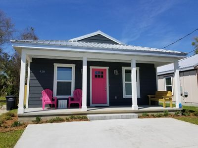 Photo for Newly Built Modern Downtown Pensacola Cottage