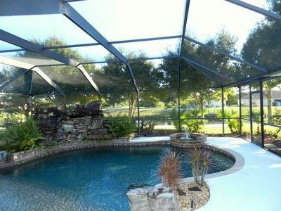 Photo for Casa Verde Waterfront Property 3bed/2bath Located In Rotonda West