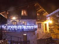 A great family skiing chalet