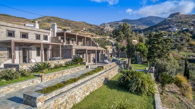 Photo for Elia villas.Beautiful houses with fantastic see view .