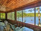 2BR Cabin Vacation Rental in East Wakefield, New Hampshire