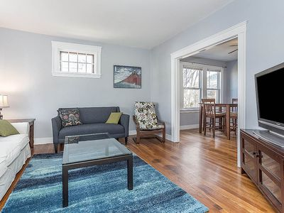 Photo for Quiet Comfort in Boston - Large 2 Bed Condo