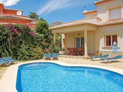 Photo for 3 bedroom Villa, sleeps 6 in Beniarbeig with Pool and WiFi