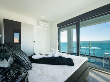 Luxurious apartments directly by the sea -   Apartment Suite Top 2 mit 58m2  2-4 Personen Wohneinheit 3170801