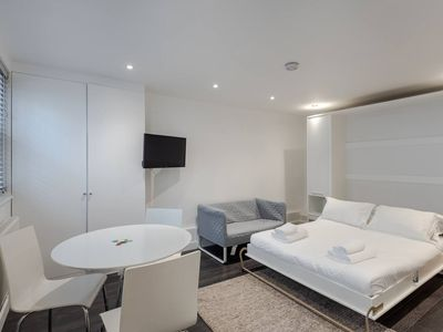 Photo for Modern STUDIO in WEST KENSINGTON, 2 guests