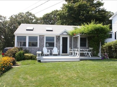 Photo for Pristine Ocean View Cottage Near Private Beach W/ Fenced Yard