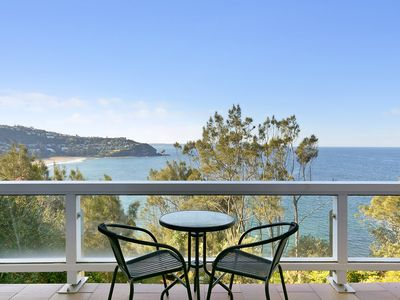 Photo for Relaxed Oceanfront Lifestyle in a Prime Whale Beach Setting