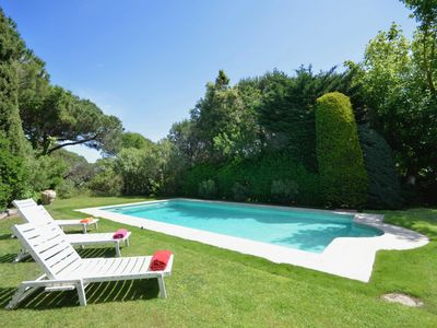 Photo for <![CDATA[Fantastic country house located 1,5km from the beach of Calella de Palafrugell and other c]]>