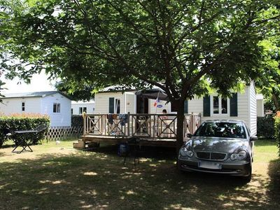 Photo for Camping La Sole *** - Mobile home Trigano 4 rooms 6 persons