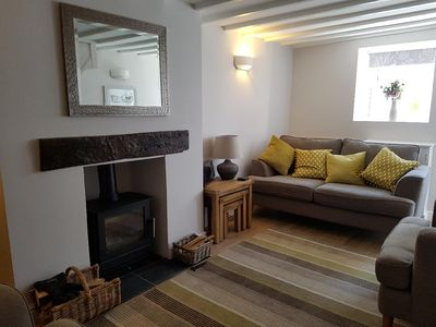 Photo for A Beautiful, cosy well appointed Cottage just outside historic Conwy Castle wall