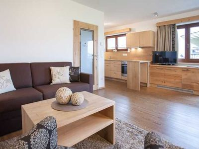 """Photo for Apartment """"Tirol Alpin"""" approx. 52m2 - Alpenherz holiday apartments"""