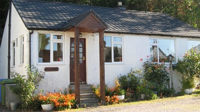Photo for Cottage near Loch Ness and the Caledonian Canal, a peaceful Highland Hideaway