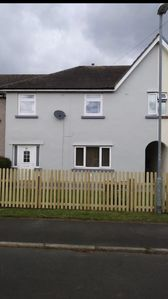 Photo for Spacious 4 bedrooym semi in a quiet residential area  15 mins walk into brecon