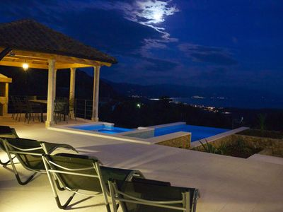 Deluxe Stone Pool Villa With Outstanding Sea View