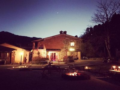 Photo for Agriturismo La Valle dei Castagni - the Borgo (exclusive use of the estate)