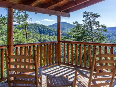 Photo for Save 10% on Summer Stays | Spacious Cabin offers fun for whole family in mountain setting