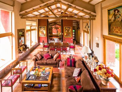 Photo for Artsy & Luxury Sacred Valley House