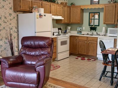 Photo for Walk to Attractions! 2nd Floor 1 BR Condo, Downtown, near Indoor Pool