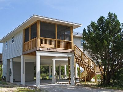 Photo for Stairway to Heaven 3 BR 2 Bath Home Views of Beach - Bay!