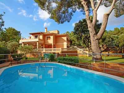 Photo for Villa Capllonch - 2 minutes from beach - AirCond - - Villa for 8 people in Port del Canonge