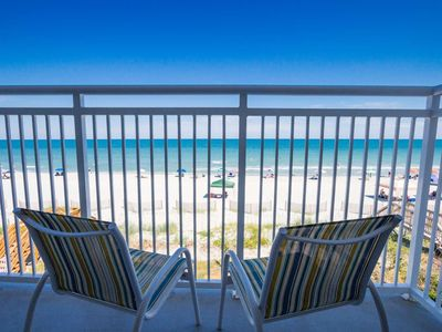 Photo for Oceanfront, 2 Bedroom Condo in South Shores with FREE Water Park, Aquarium, Golf & More Every Day!