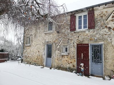 Photo for Cottage at the gates of champagne between Paris and Reims