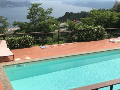 Photo for Single villa for 8 persons with lake view, swimming pool and private garden