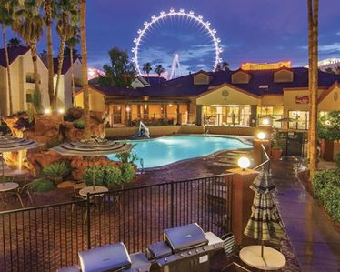 Photo for Celebrate Christmas week at the luxurious Desert Club Resort in Las Vegas!