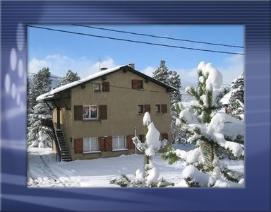 Photo for Large apartment in edge of forest cottage - Lake Matemale