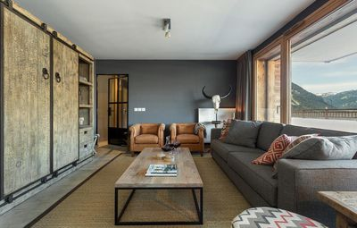"""Photo for This apartment is part of the luxurious residence """"Mont Royal"""" located on the road of Vonnes,"""