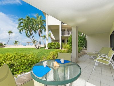 Photo for Cayman Island paradise is awaiting your arrival ~ Sunset Cove Oceanview Unit on 7 Mile Beach!