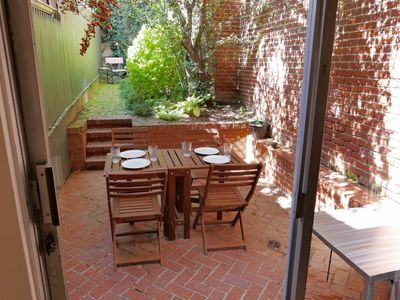 Photo for Historic Georgetown Rowhome ~ Sleeps 5!