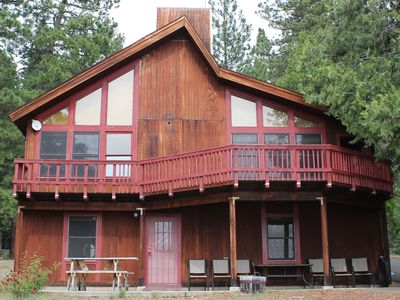 Photo for Beautiful Home on the Water at Lake Almanor
