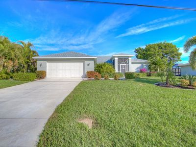 Photo for BRAND NEW!!! LAZY LAGOON - SE Cape Coral Deluxe Electric Heated Pool Home, walking distance to Cape