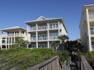 Seagrove by the Sea (Santa Rosa Beach, Florida, Forente Stater)