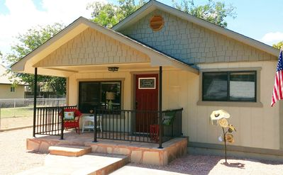 Photo for A Charming Vintage Cottage -  Walking Distance to Old Town Cottonwood