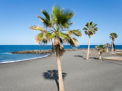 Photo for Bright spacious apartment with garage at 2 minutes walk from the beach