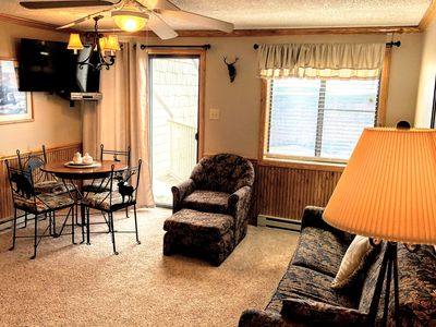 Photo for ML356 1BR/1BA Mountain View - Next to Village - FREE Wi-Fi and Parking