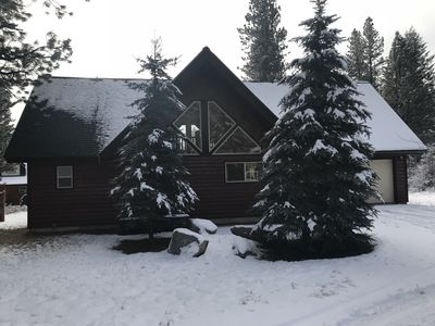 Photo for 3 bedroom 2 bath cabin in New Meadows