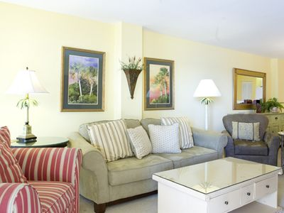 Photo for Seascape 315/ 2 BR Oceanfront Condo w/ Wild Dunes Amenities!