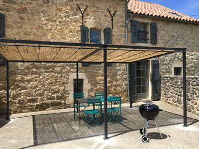 Photo for Rent a cottage on the Causse Noir in Aveyron near the Gorges du Tarn!