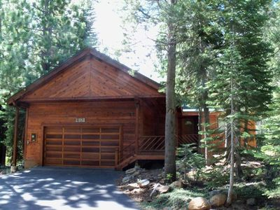 Photo for Navone's Tahoe Donner Vacation Cabin