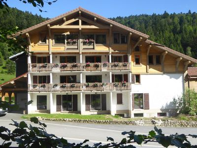 Photo for Apartment of 52m² very quiet bright mountain view with wifi in La Bresse