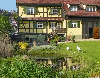 Photo for Charming apartment, between the Rhine and Black Forest, in the sunny Ortenau