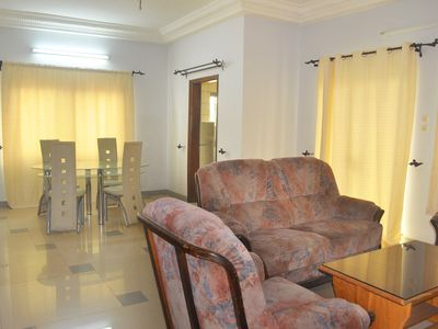 Photo for Residence MATHY a living room two bedrooms