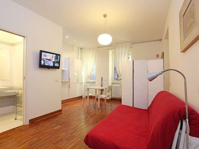 Photo for Apartment in Rome with Internet, Air conditioning, Lift, Washing machine (500006)