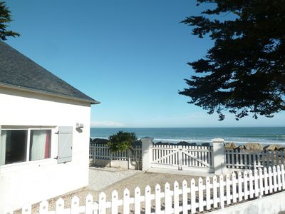 Photo for 2BR House Vacation Rental in Île-Tudy, Bretagne