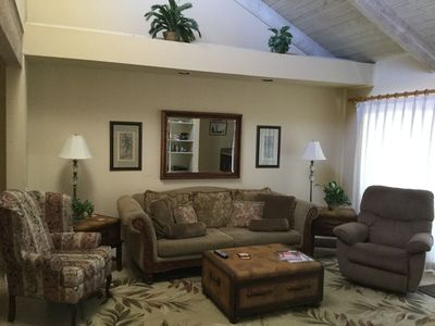 Photo for Light And Airy 2 BD Condo In Mission Hills Country Club