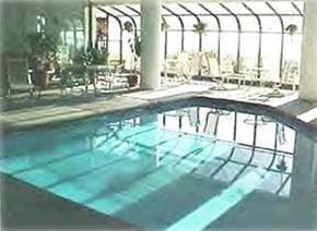 Heated Indoor Pool For Our Guests. Fantastic in the Off Season!